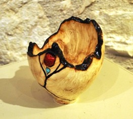 Anna Rachinsky box elder burl web
