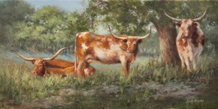 Becky Rogers Texas Bred 12x24 web