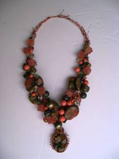 Bette Robinson 2 unakite sold