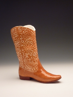 Cindy Debold Texas Boot 6 web Sold 175