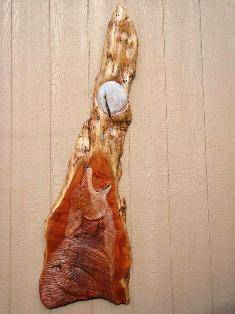 DArrin Potter Bark at the Moon mesquite 5 ft tall x 18inch wide 975 web