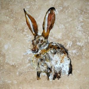 Georgiana Chenault Jack Bunny Sold