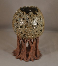 Jane Cox tree carved vase 50 web