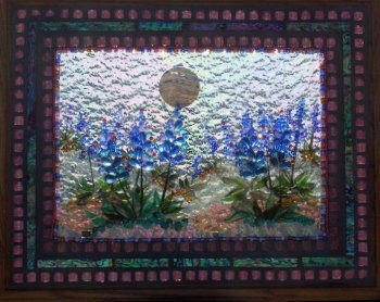 Kathy Dalrymple Bluebonnet Meadow mini