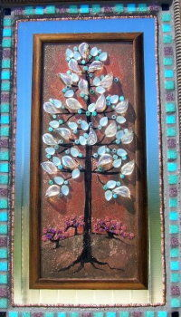 Kathy Dalrymple Crystal Tree mini