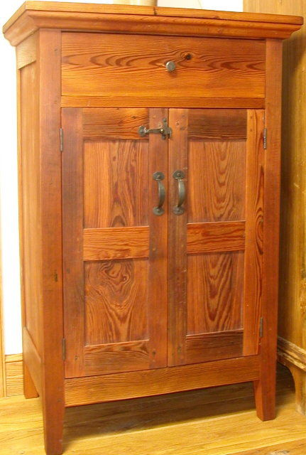 Ric Smith cabinet