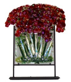 Ron Griffin Glass Flowers web