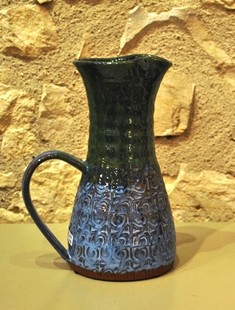Sherri Jo Adams Textured Pitcher 48 web