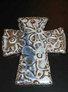 Sherri Jo Adams flower cross web