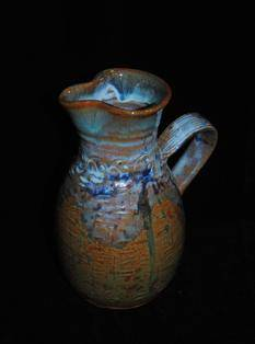 Sherri Jo Adams textured pitcher1277 52 web