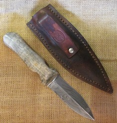Tex Irvin Knife Tiger Stripe 140 web
