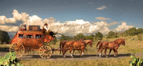 Tom Bender Stagecoach 19x42 545 web