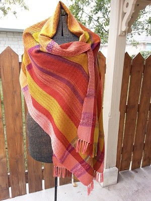 Toni Marshall Warm Colored Wrap web